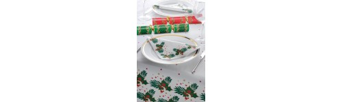 Christmas Tablecovers
