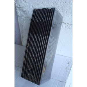 "MagaFlex Black 11"" Straws 28cm x 6mm"
