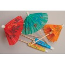 Paper Parasol Cocktail Sticks