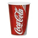 Coca Cola Paper Cups 16oz