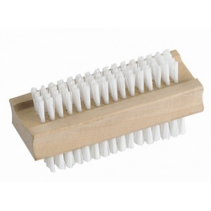 Wooden Nail Brush 3 3/4""