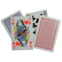 Plastic Coated Playing Cards - Per 12