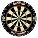 Diamond Wire Dart Board
