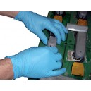 Nitrile Blue Powder Free Gloves Medium