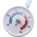 Dial Thermometer With Hook For Hanging