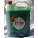 Fairy Washing Up Liquid 5 Ltr