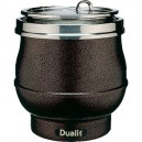 Dualit Hotpot Soup Kettle Rustic Brown. 11 Litres