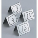 Stainless Steel Table Numbers 41-50