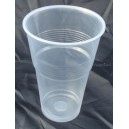 Disposable Tumblers 20oz One Pint Per 50