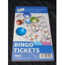 Bingo Tickets 12 x 600